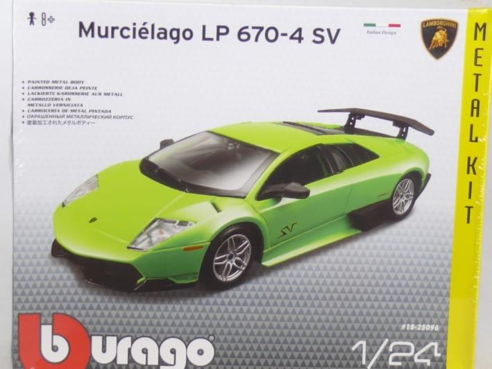 Lamborghini Murcielago LP 670-4SV (Kit) w skali 1: